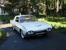 1963 Ford Thunderbird Chrome and Stainless