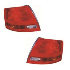 For Audi A4 Mk2 Estate 9/2004-6/2008 Outer Wing Rear Lights Lamps Pair OS NS