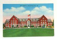 Indianapolis Indiana Riley Hospital Vintage Postcard