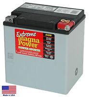 Bateria Magna Power Etx30L Agm Para Harley-Davidson® Touring Desde 1997