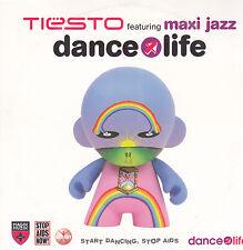 Tiesto-Dance 4 Life cd single