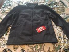 North Face Men's Apex Risor Full Zip Jacket TNF Dark Grey Heather Size Small