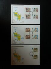 COTSWOLD FIRST DAY COVER - CHRISTMAS - 1994 (GUTTER PAIRS) RARE.