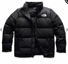 North Face Boy's Nuptse Jacket XL Black