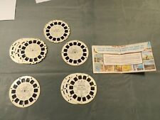 View-Master reels Cartoon Classics Top Cat, Flintstones, Casper and more, used