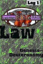 Amazing Bible Race,  Runner's Reader, Leg 1: Law: Genesis - Deuteronomy