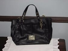 Authentic JUICY COUTURE Faux Leather Purse Handbag Crossbody Messenger Bag