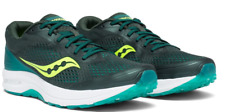 Saucony Clarion Size US 9 M (D) EU 42.5 Men's Running Shoes Green/Teal S20447-37