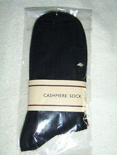 Men's Black Cashmere Socks BRAND NEW IN PACKET