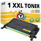 1x XL TONER für Samsung CLP620ND CLP670N CLP670ND CLX6220FX CLX6250FX Yellow