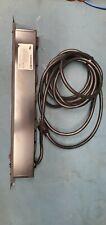 Wiremold J08B2B Rack Mount Power Outlet Strips - 8 Out 15ft Cord On/Off Ckt Brkr