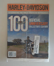 Harley Davidson 100 Anniversary Magazine 2003 Collector's Edition in Mailing bag