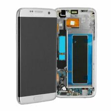 Samsung S7 edge G935F LCD Display Touch Screen Digitizer Replacement AMOLED