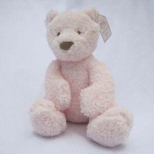 Jellycat: NEW Bebe Medium Pink Bear Plush Toy : Retired Collector's Treasure