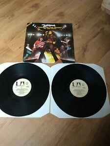 WHITESNAKE LIVE IN THE HEART OF THE CITY 1980 1st PRESS VINYL LP