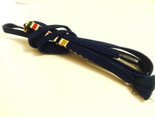 帯締め OBIJIME - Sur ceinture de obi - Bleu marine -  Made in Japan 123