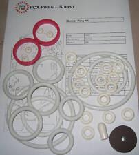 1975 Gottlieb Soccer Pinball Rubber Ring Kit