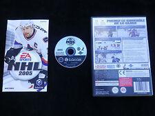 JEU Nintendo GAMECUBE : NHL 2005 (Hockey, EA Sports, envoi suivi)