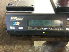 Anton Bauer Quad Power Charger 2702 InterActive 2000 - Tested/Working w/ Dionic
