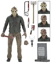 "Friday the 13th - 7"" Action Figure - Ultimate Part 4 Jason - NECA"