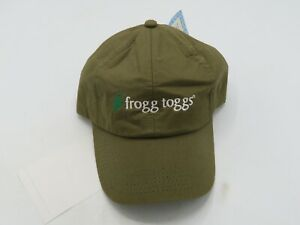 New Frogg Toggs Hydroweave Cooling Cap Baseball Hat Green P8