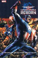 Captain America: Reborn by Ed Brubaker & Bryan Hitch HC 2010 Marvel Comics