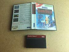 Shadow Dancer secreto de Shinobi-SEGA Master System (SMS) probado el Reino Unido PAL