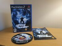 Ghost Hunter PS2 Game playstation 2 - COMPLETE WITH MANUAL  - FREE P&P