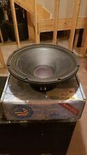 """Eminence Omega Pro 18"""" / 600 Watt Pro Audio Speaker w/ 4"""" Voice Coil"""