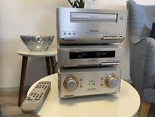 Technics SC-HD350 Mini HiFi Componenten-Stereo-Musik-Anlage Top Zustand / mit FB
