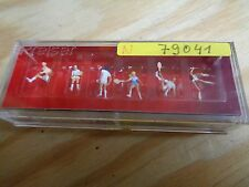 N 1:160 Preiser 79041 Tennisspieler. Figuren. OVP