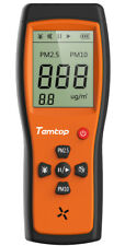 Temtop P200 Air Quality Formaldehyde Monitor Detector with PM2.5/PM10