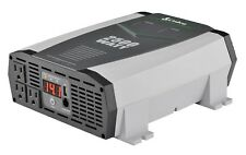 Cobra CPI 2590 2500W Professional Power Inverter 12V DC to 120V AC 2.1A USB