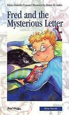 Fred and the Mysterious Letter (Formac First Novels)-ExLibrary
