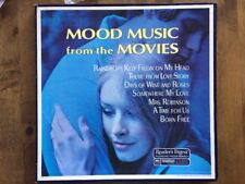 Mood Music From The Movies, Box Set, 6 Lps, Reader's Digest, 1971