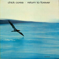"12"" Chick Corea Return To Forever (What Game Shall We Play Today) 70`s ECM"