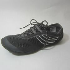 Merrell Pace Glove Vibram Barefoot Minimalist Black Running Shoes Women's 10