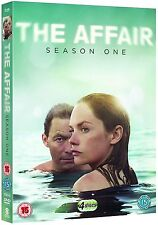 The Affair Complete Series 1 DVD All Episode First Season Original UK Rel R2 New