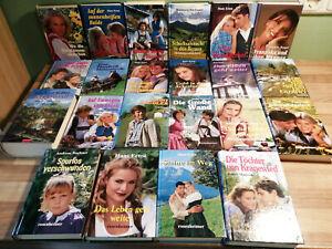 38 HC Bücher viel Hans Ernst Heimatromane Liebe Rosenheimer Sammlung im Paket