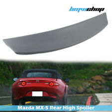 for Mazda MX-5 Miata ND Coupe High Kick Trunk Spoiler 2016-2018 Painted