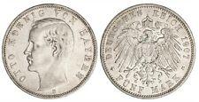 5 MARCOS OTTO BAVIERA 1907-D