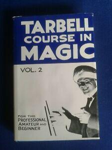 Tarbell Course in Magic Vol 2. Magic Trick Book