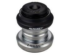"33000877003 Ritchey Logic 1"" Threadless Headset (Black/Silver) (1"" & 1-1/8"")"