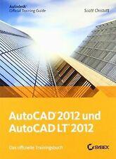 AutoCAD und AutoCAD LT 2012. Das offizielle Trainingsbuc... | Buch | Zustand gut