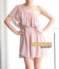 Forever New Polyester One Shoulder Dresses for Women