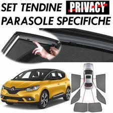 TENDINE PARASOLE SU MISURA 18570 PER RENAULT SCENIC 5 POSTI (10/16>)