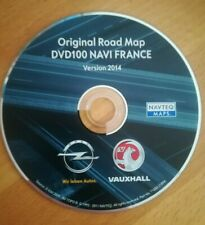 DVD OPEL Navigation DVD100 NAVI / FRANKREICH  FRANCE 2014 / ANTARA CORSA D