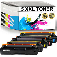 5x Toner SP 250 für Ricoh c250dn c250sf c250e c250sfw c250se c252dn Aficio SET