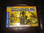 REMOTE CONTROL MACHINES CONSTRUCTION THAMAS KOSMOS SILVER HONOR WAS COUNTED