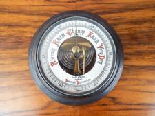 Vintage Short & Mason Aneroid Barometer Tycos Atmospheric Pressure Gauge London